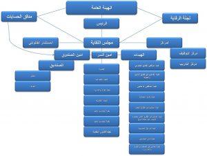 هيكلية نقابة المحاسبين